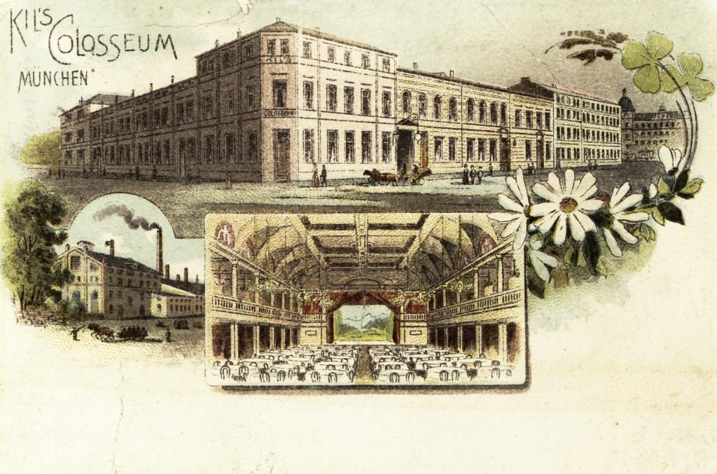 Colosseum Augsburg Preise